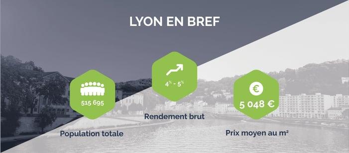 Lyon immobilier en bref